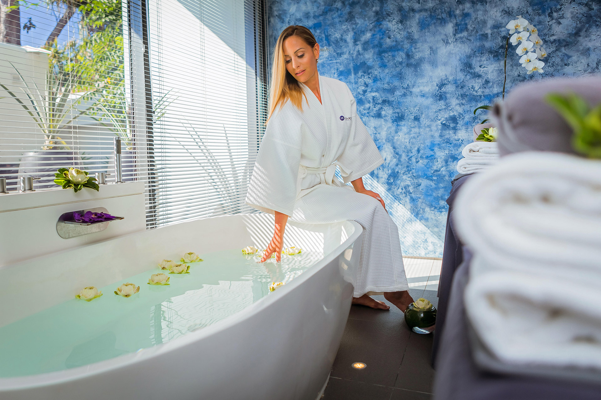 LUXURY SPA MANAGEMENT