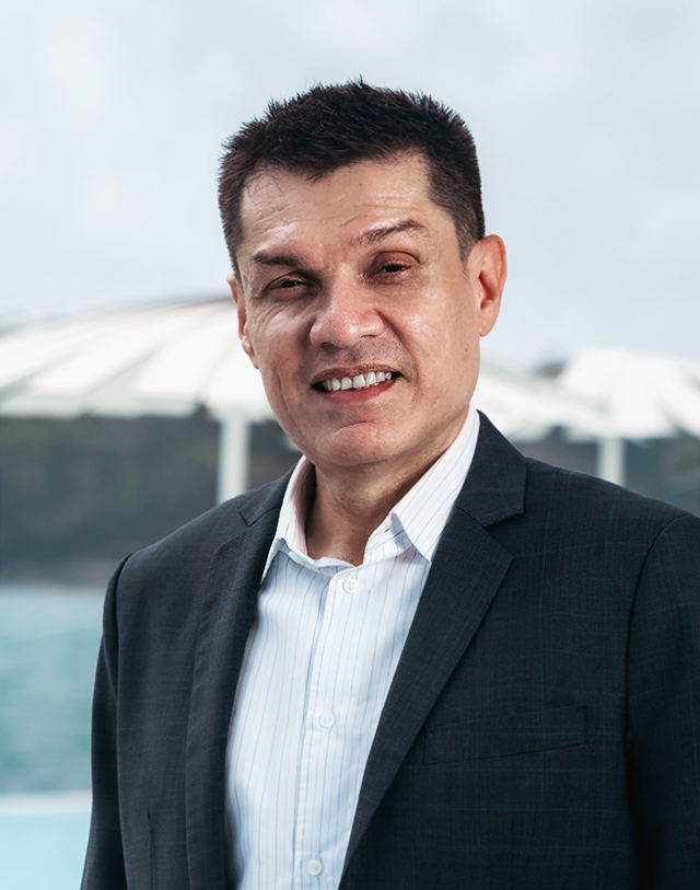 Gordon Aeria, General Manager, Kata Rocks